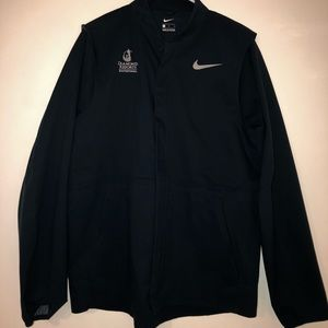 Navy Nike Rain Jacket